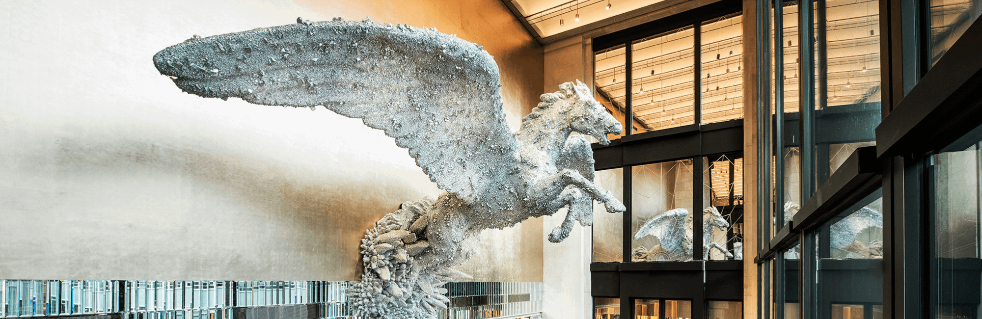 The Pegasus at Brasserie of Light Restaurant near Oxford Street