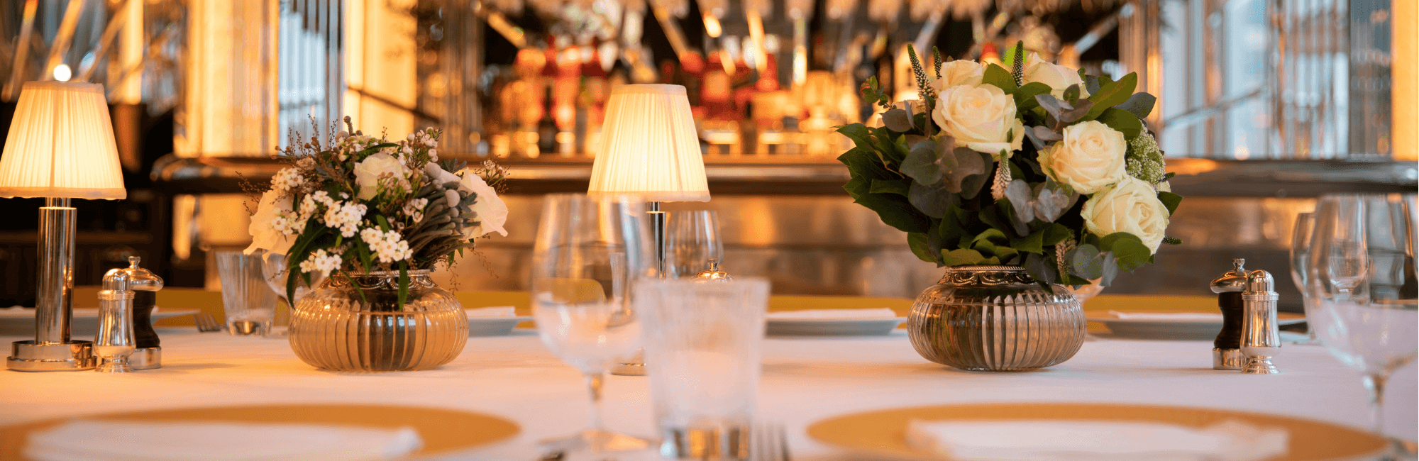 Private Dining in Central London at Brasserie of Light