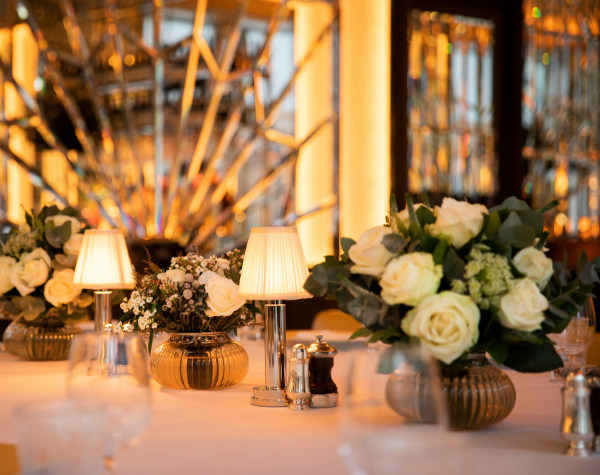 Private Dining Room at Brasserie of Light, London